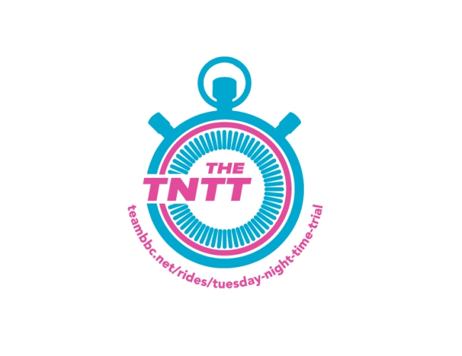Tuesday Night Time Trial Event Logo