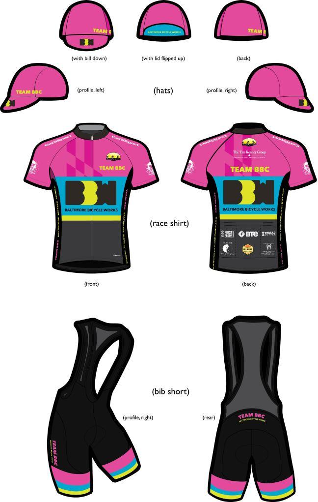 Kit Design (2014 - 2015)